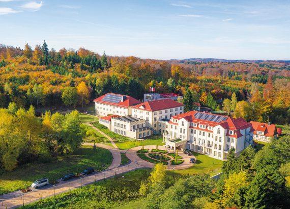 Naturressort in Mitteldeutschland
