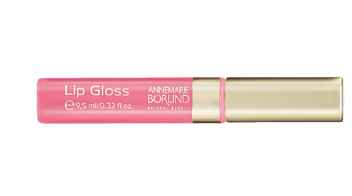 Bio-Lip Gloss von ANNEMARIE BÖRLIND in Soft Pink