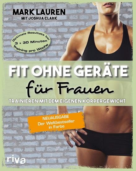 """Buchcover von """"Fit ohne Geräte für Frauen"""""""