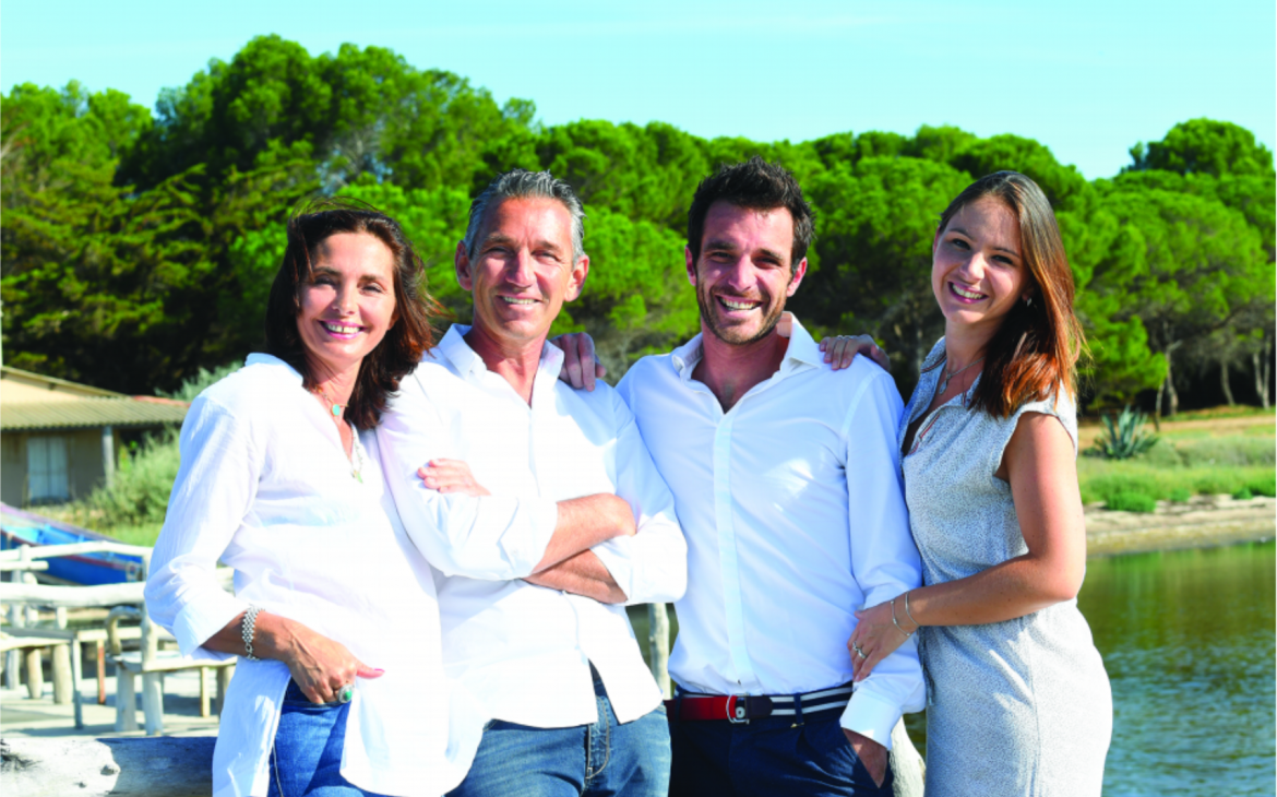 Famille_Tarbouriech(Florent,Sabine,Romaine&Florie)