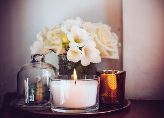 Kerzen und Duftkerzen O.Magazine